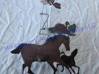 HORSE WINDMIll