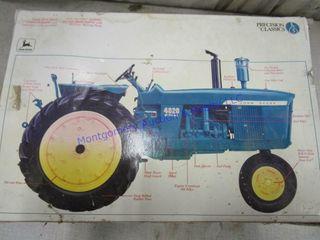 ERTl JD 4020 TRACTOR