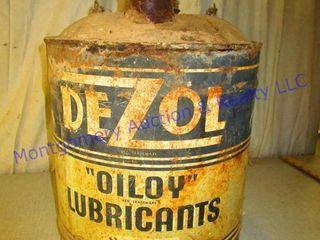 DEZOl CAN