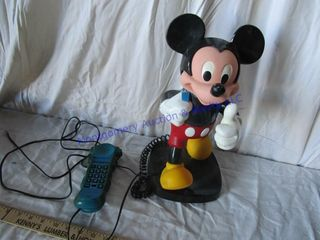 MICKEY MOUSE TElEPHONE