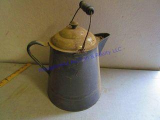 ENAMEl COFFEEPOT