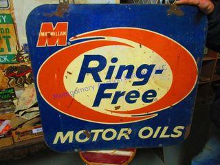 RING FREE SIGN