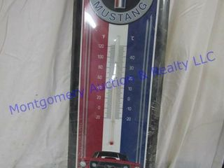 MUSTANG THERMOMETER