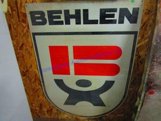 BEHlEN SIGN