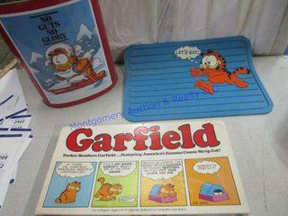 GARFIElD ITEMS