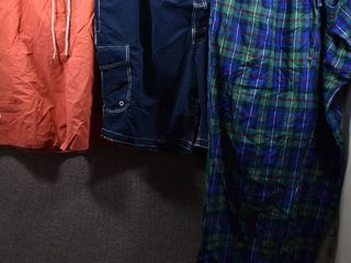 lot of 3 New w  Tags Big   Tall Mens Clothes   Foundry Mens Swim Trunks Size 3X  Roundtree   Yorke lounge Pants Size 3X  Foundry Swim Trunks Size 3X