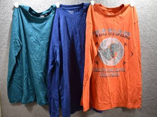 lot of 3 New w  Tags Mens Clothes   Roundtree   Yorke T Shirt Size M  Boss T Shirt Size M  Cremieux T Shirt Size M