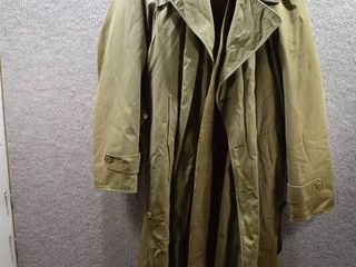 lot of VTG Womens Clothes   Army Officer s Coat Size 36R