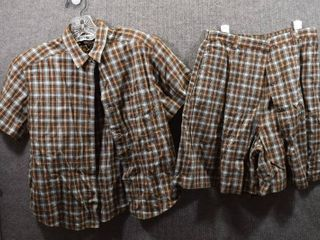 lot of VTG Womens Clothes   White Stag Shirt   Shorts