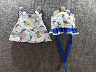 lot of VTG Womens Clothes   Unbranded Baby Dress   Hat