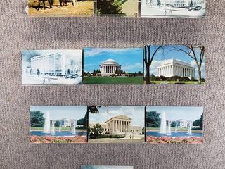 lot of 10 Vintage Postcards   Washington DC   Historical Buildings