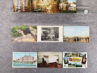 lot of 11 Vintage Postcards   Virginia   Historical landmarks