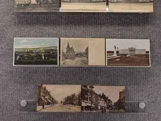 lot of 10 Vintage Postcards   Belfast  German   landscape
