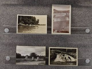 lot of 8 Vintage Postcards   Missouri   lake Taneycomo   Visitor Sites   Includes Real Picture Postcard s s