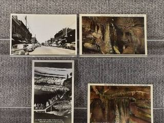 lot of 7 Vintage Postcards   Kentucky   Main St   landscape   Includes Real Picture Postcard s s