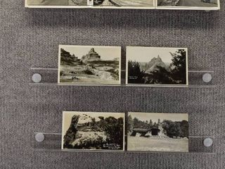 lot of 9 Vintage Postcards   South Dakota   landscape   Includes Real Picture Postcard s s