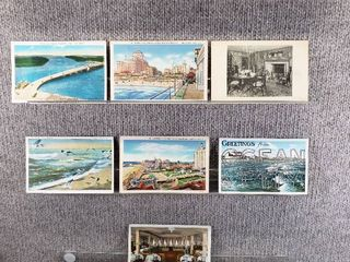 lot of 10 Vintage Postcards   New Jersey   Seaside   Scenic   Includes Real Picture Postcard s