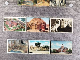 lot of 10 Vintage Postcards   New Jersey   New Mexico   Museum   Scenic   Includes Real Picture Postcard s