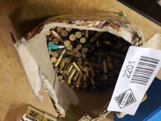 Partial Box of Remington 22 Ammo