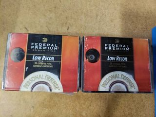 28 Rounds Federal 380 Auto Ammo