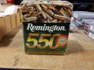 Box of Remington 22 Ammo