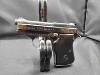 FIE Titan  25 ACP Pistol