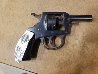 32 Smith and Wesson Blank Gun