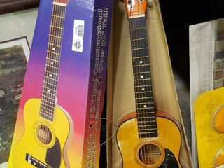 Alpine Student Sized Acoustic Guitar
