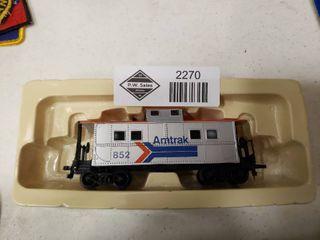 Amtrack Model Train