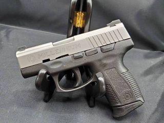Taurus PT 111 Millenium Pro Pistol   9mm Stainless Steel