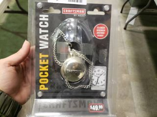 Craftsman Pocket Watch by Relic