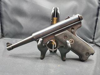 Rugger  22 Caliber Pistol