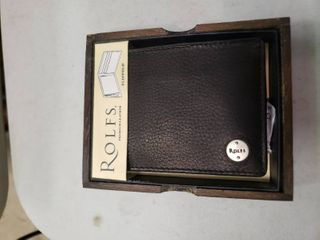 Rolfs Men s Premium leather Wallet