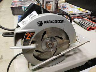 Black and Decker 7 1 4 Circular Saw