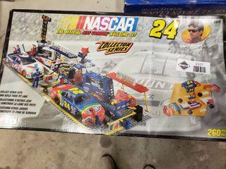 Megablocks Official NASCAR Jeff Gordon Building Set