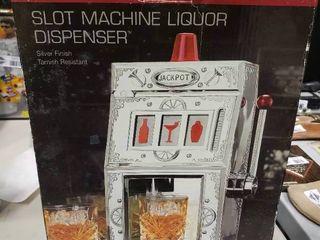 Slot Machine liquor Dispenser