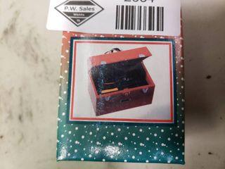 Snap On Toolbox Christmas Ornament