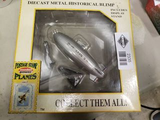 Die Cast Historical Blimp  US Navy SP 12