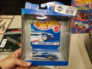 1995 Hydroplane Hot Wheels Collectible