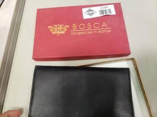 Bosca leather Billfold