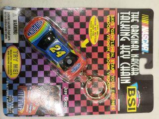 Original NASCAR Talking Keychain