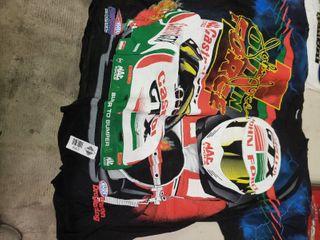 large John Force NHRA T Shirt