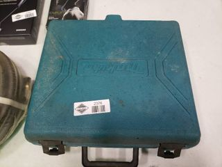 Makita Cordless Drill in Case with 2 Batteries