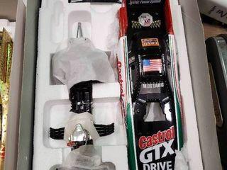 Mac Tools Collectors Club Castrol GTX Die Cast Drag Car