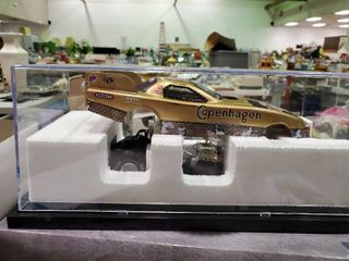 Mac Tools Collectors Club Copenhagen Die Cast Drag Car