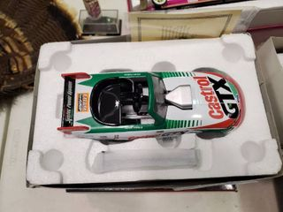 Action John Force limited Edition Die Cast Pedal Car