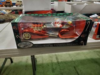 Santa s Speedster Holiday Hot Wheels