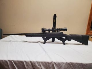 Mossberg ATR  30 06 Springfield Bolt Action Rifle With 3 9x40 Optic