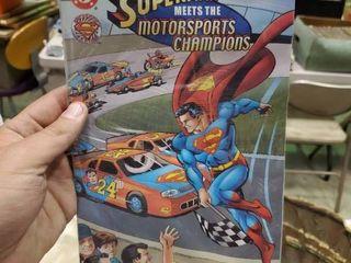 Action DC Superman Comic