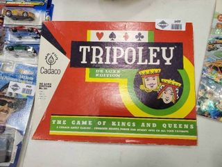 Tripoly Board Game